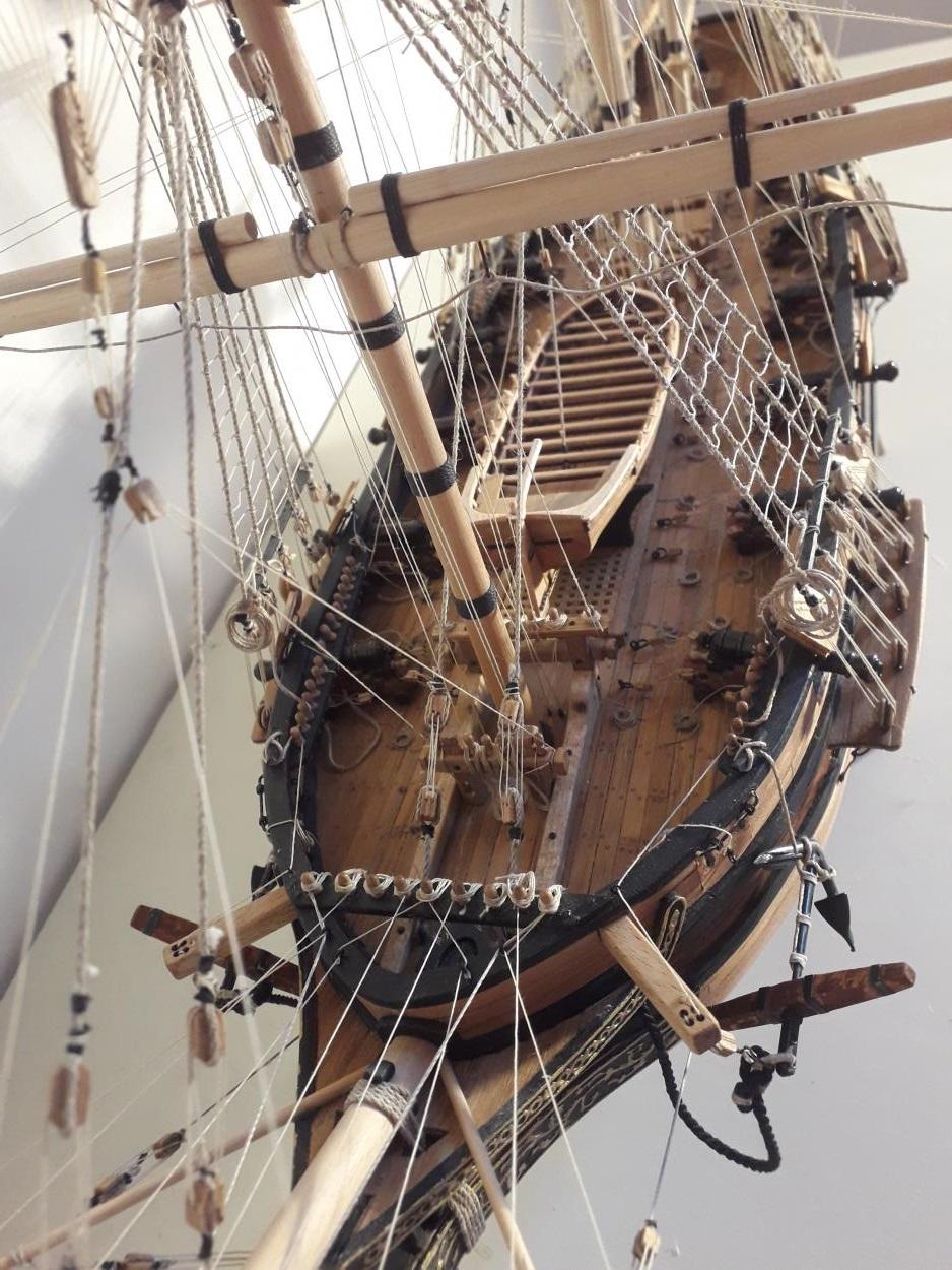 Astrolabe / 1812 gebaut von protector - Seite 5 20191143