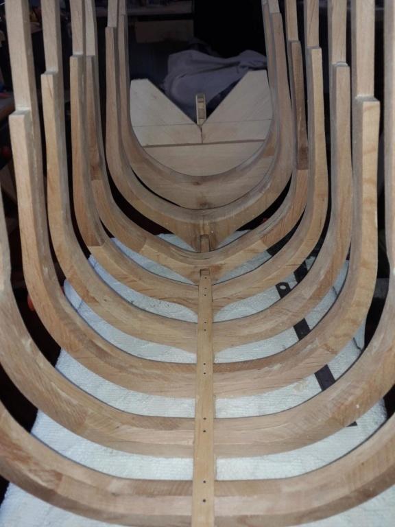 Golden Hind 1:25 nach Plänen von Höckel gebaut von Protector - Seite 2 20200212