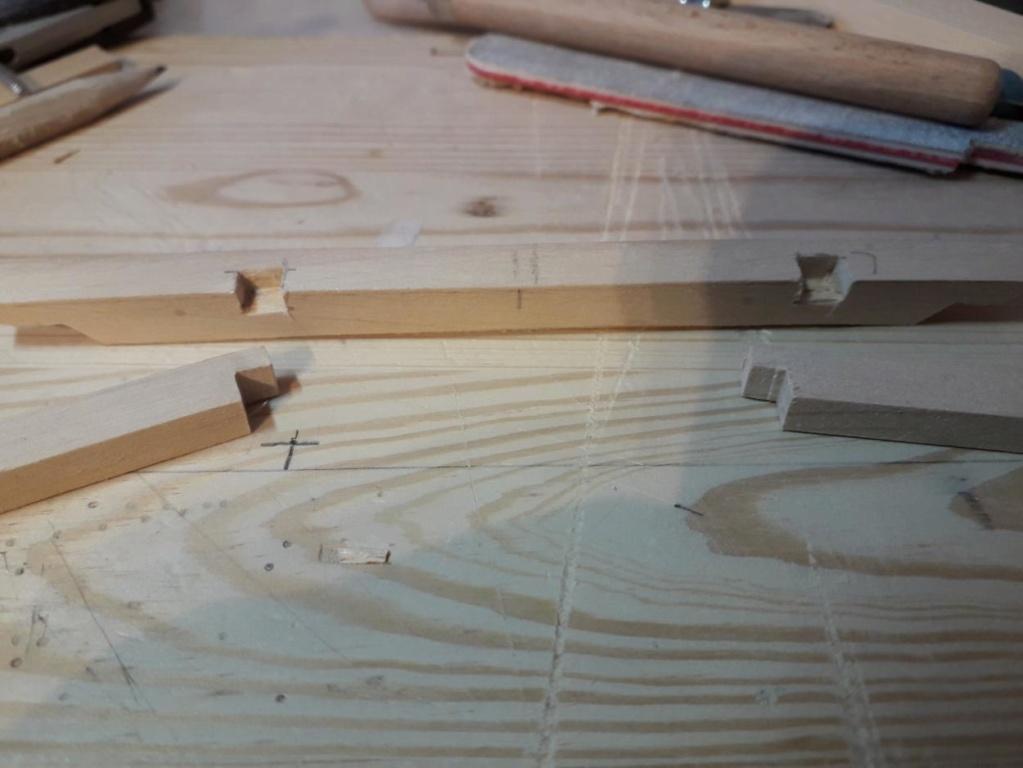Golden Hind 1:25 nach Plänen von Höckel gebaut von Protector - Seite 2 20200324