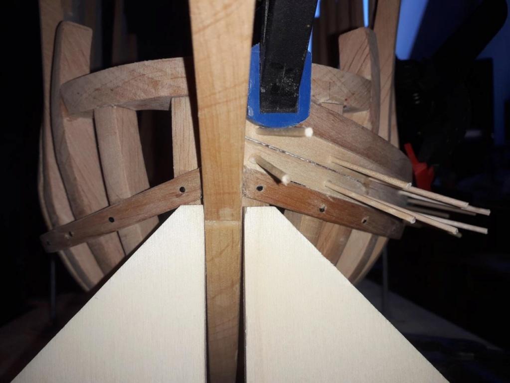 Golden Hind 1:25 nach Plänen von Höckel gebaut von Protector - Seite 2 20200335