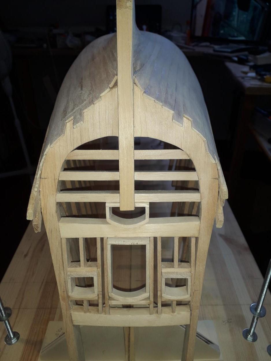 Golden Hind 1:25 nach Plänen von Höckel gebaut von Protector - Seite 2 20200417