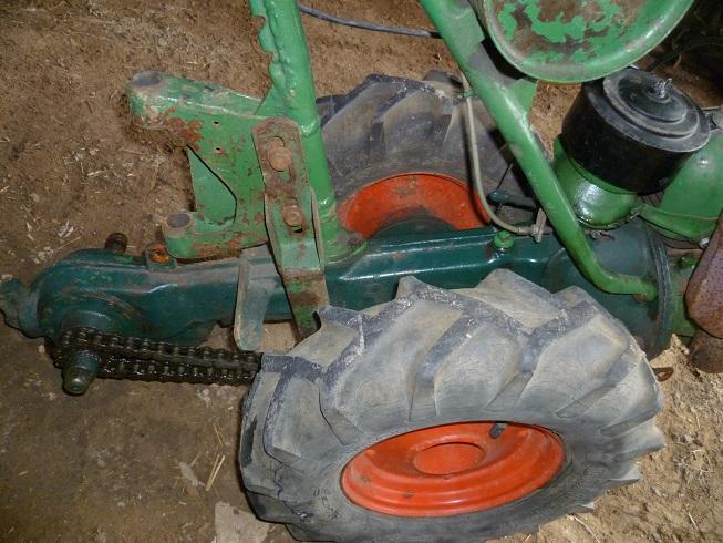 agria - attelage remorque pour agria 1600/2600 1500_c10