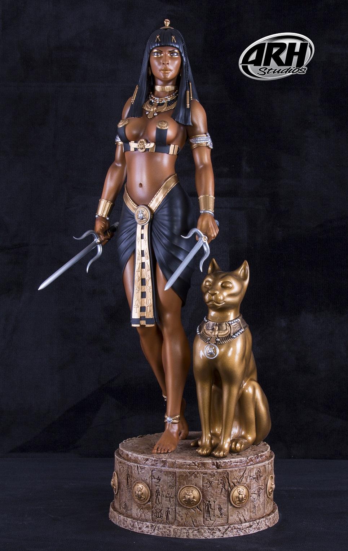 Estatua de Anck Su Namun de ARH Studios 00210