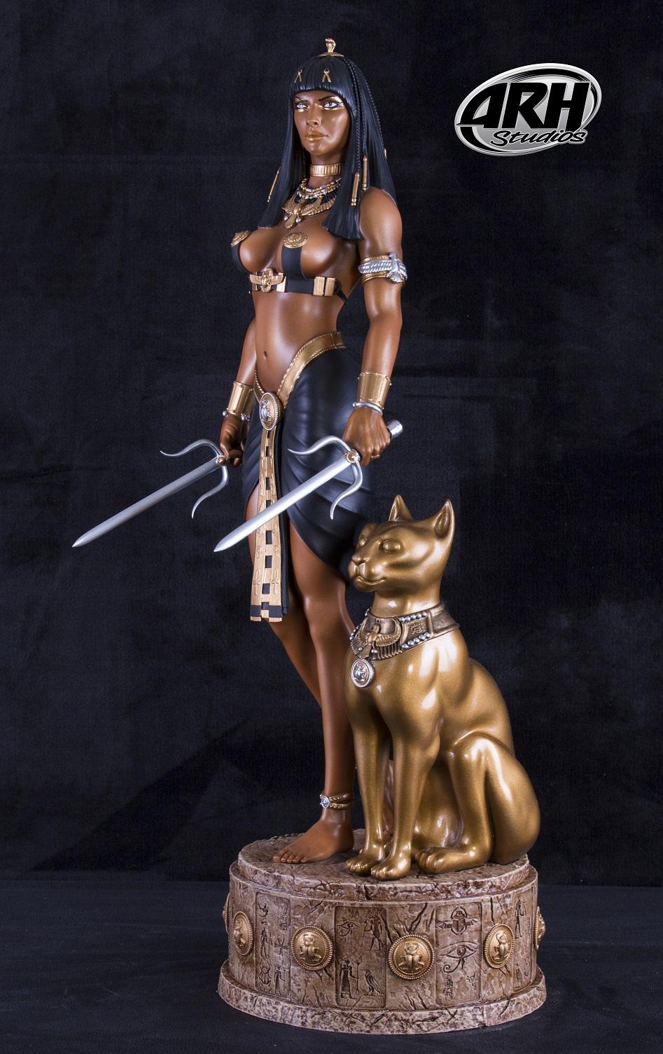 Estatua de Anck Su Namun de ARH Studios 00310