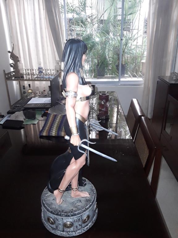 Estatua de Anck Su Namun de ARH Studios 20200215
