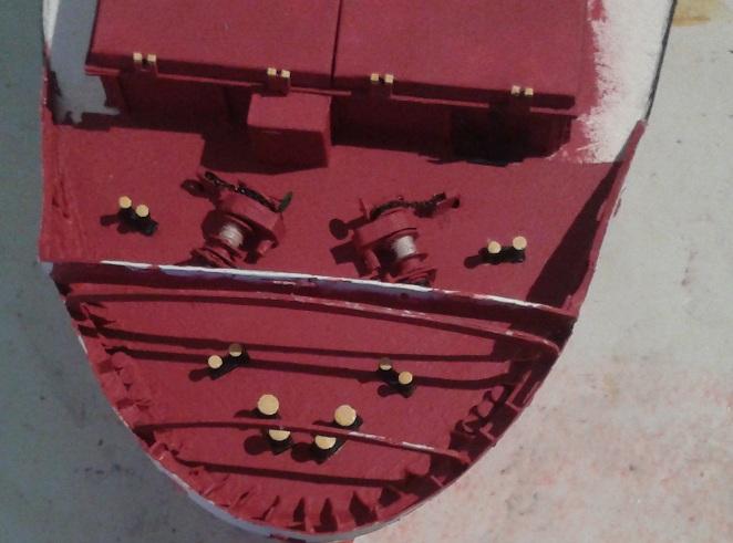 900 TEU Containerfeeder, 1:200, Eigenbau von Containerschubser - Seite 3 20200110