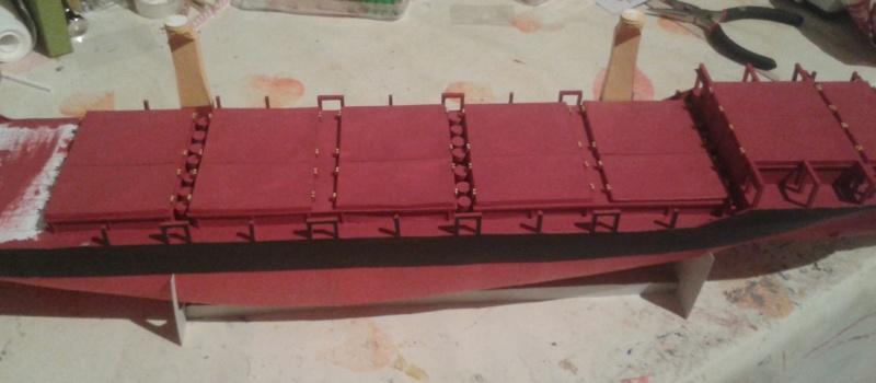 900 TEU Containerfeeder, 1:200, Eigenbau von Containerschubser - Seite 3 20200115
