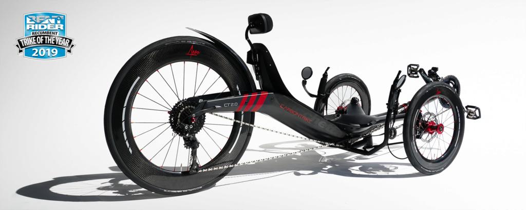 Carbon trike par Bacchetta Ct2-ae10