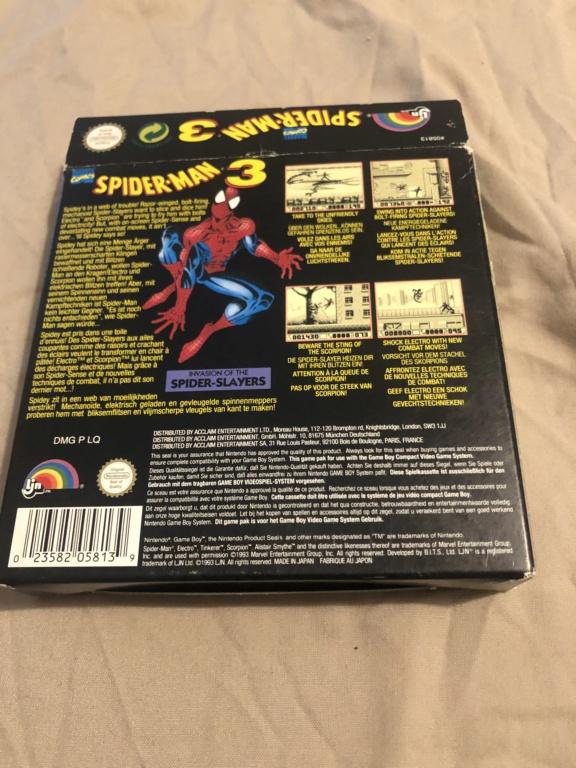 Vds Spider-Man 3  fah sur game boy baisse de prix  04ecb210