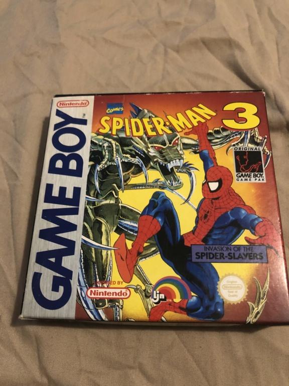 Vds Spider-Man 3  fah sur game boy baisse de prix  1282aa10
