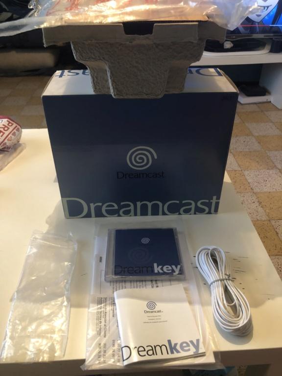 Boîte Dreamcast pal comme neuve  2e2ea510