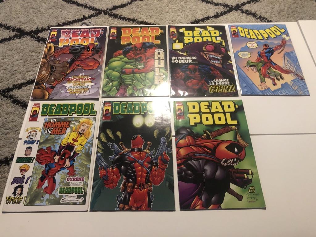 Lot de comics bible megadrive strange semic  88a58910