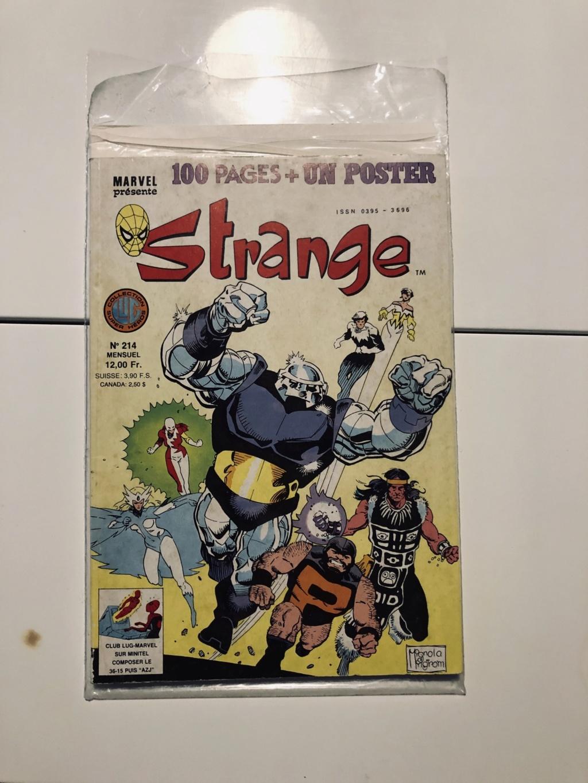 Lot de comics bible megadrive strange semic  95178310