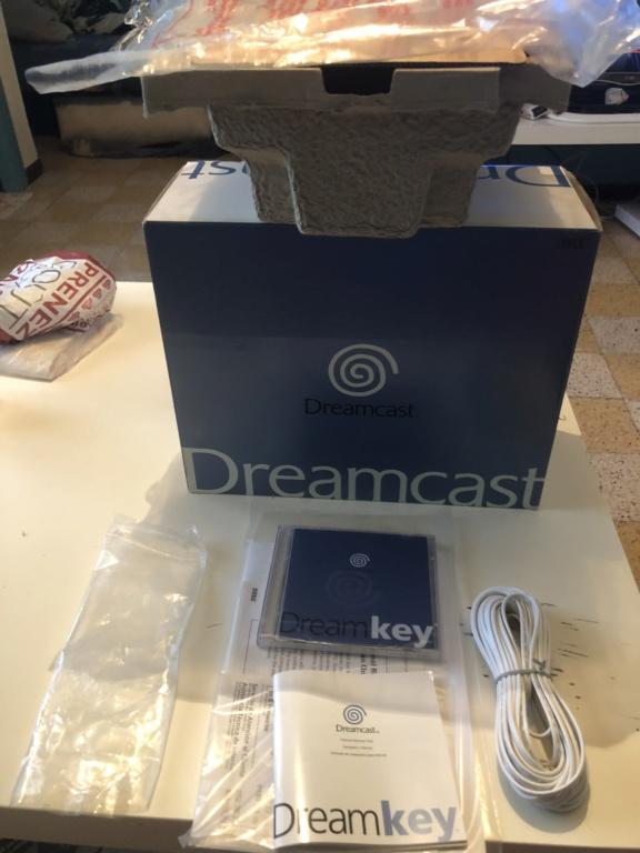 Boîte Dreamcast pal comme neuve  Bc2fbd10
