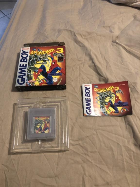 Vds Spider-Man 3  fah sur game boy baisse de prix  D4e60610