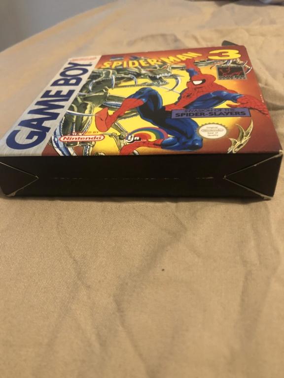 Vds Spider-Man 3  fah sur game boy baisse de prix  Faaed610