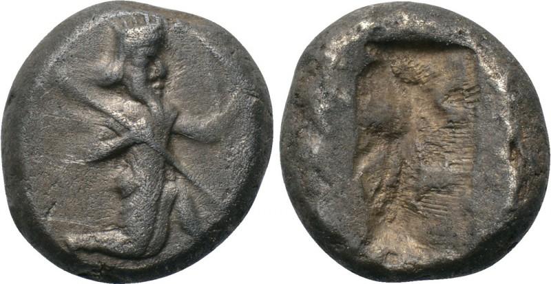 Siclo aqueménida de Artajerjes I-Darius II (450-420 a.C.) 14110