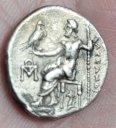 Dracma de Filipo III Arrideo. Abydos 20210410