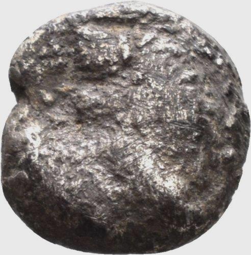 Hemiobolo de Chersonesos?. 500 a.C. 43610