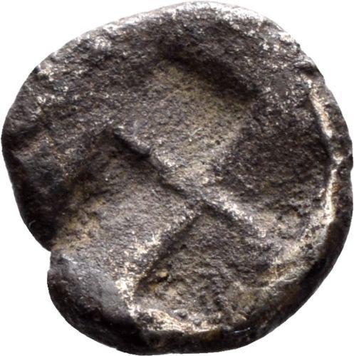 Hemiobolo de Chersonesos?. 500 a.C. 437a10