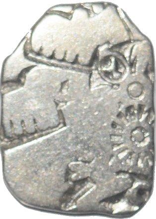 Período Magadha, AR Karshapana 44411