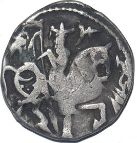 Jital, Sri spalapati Deva, ceca Kabul?, 750-900 d.C. 447a10