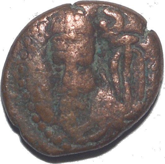 Dracma de Phraates. Reino de Elymais 45211