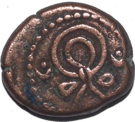Dracma de Phraates. Reino de Elymais 452a11