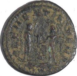 Aureliano de Carino. CLEMENTIA TEMP. Cycico 458a10