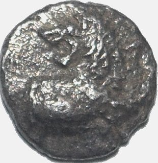 Hemiobolo de Chersonesos. 500 a.C. 46510
