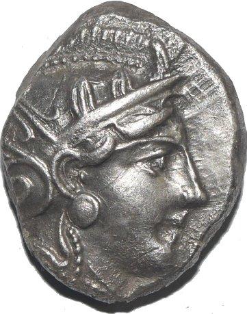 mesopotamia - Mesopotamia, Tetradracma del Satrapa Mazakes. 331-320 a.C. 46810