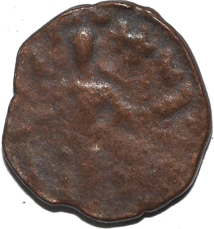 AE19 de Kujula Kadphises. Imperio Khusan 501a10
