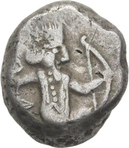 Siclo Aquemenida de Artaxerxes II - Dario II. 56110