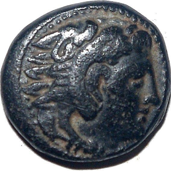 AE20 de Alejandro III (Magno) 61111