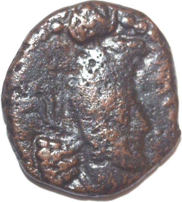 Unit khusan-sasánida de Hormazd I. 62310