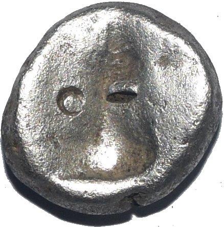Siclo aqueménida tipo IV Carradice 631a11