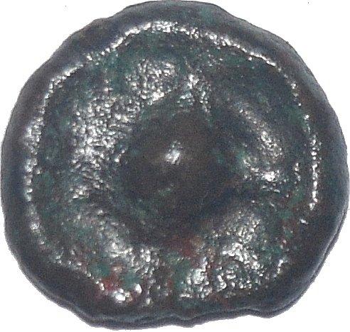 Moneda fundida. Istros (Tracia). 475 y 350 a.C. 63310