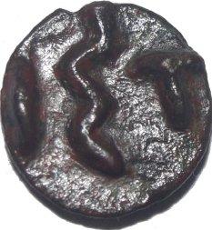 Moneda fundida. Istros (Tracia). 475-350 a.C. 63413