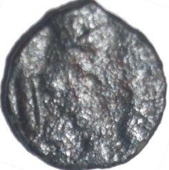 Moneda fundida. Istros (Tracia). 475-350 a.C. 63511