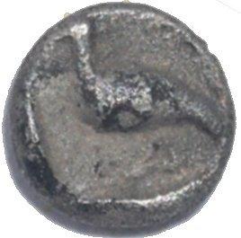 Tetartemorion. Caria, Mylasa. Ca 420-390 a.C.  749a12