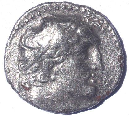 Shekel de Tiro. La moneda de la traición 77812