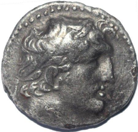 Shekel de Tiro. La moneda de la traición 778c10