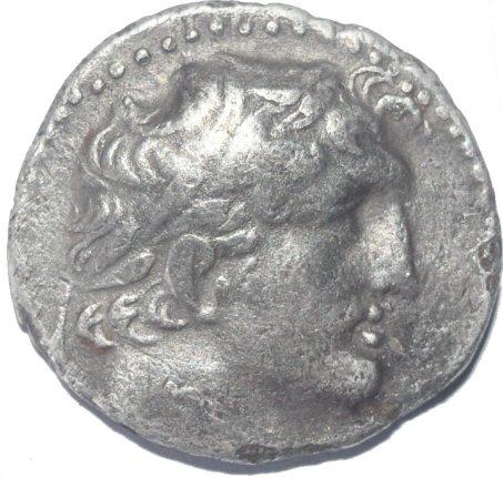 Shekel de Tiro. La moneda de la traición 778d10