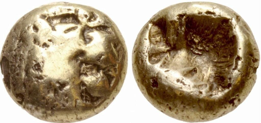 Hemihekte. Reyes de Lidia, Tiempos de Ardis y Aliates (ca. 630-564/53 a.C). 79510