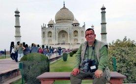 Rupia de plata. Emperador Mogol Shah Jahan. India. Agra11
