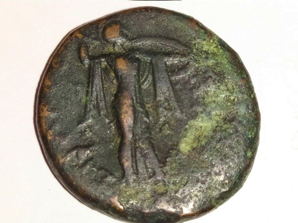 Bronce de Pirro de Epiro. Sicilia, 278-276 a.C. Img_2012