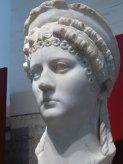 Tetradracma de Nerón con Popea. Egipto, Alejandría. 63-64 d.C. Popea12