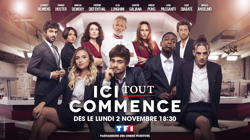 ITC : Ici Tout Commence (TF1) - Page 4 537eae10