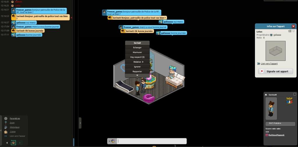 [P.N] Rapport de  Patrouille de freeser_games Photo_12
