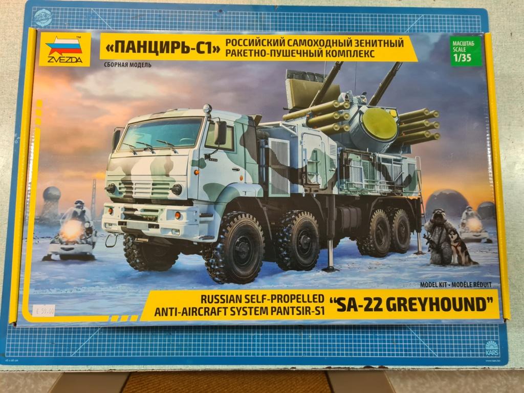 Pantsir-S1  Zvezda 1/35 20200812
